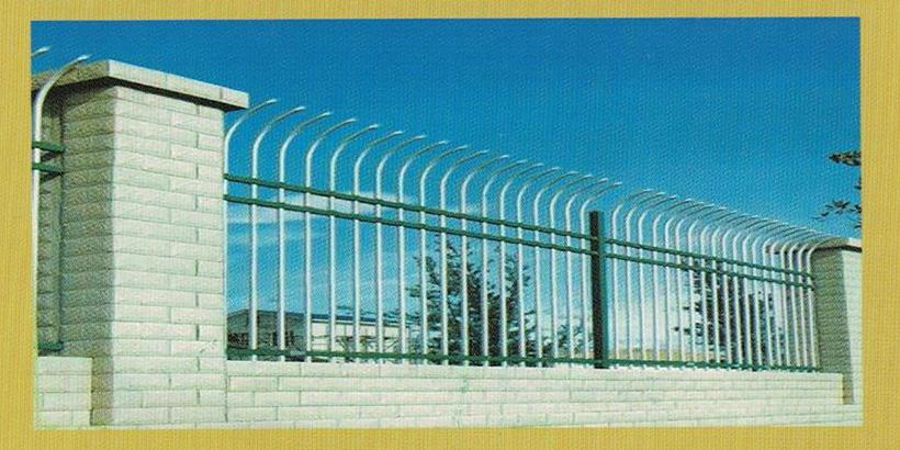 围墙栅栏系列案例