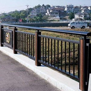 贵州河道护栏