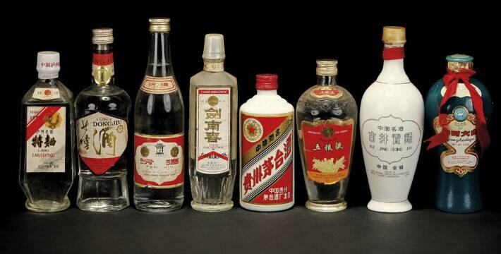 中国老八大名酒贵州董酒,上世纪的红董、白董如今价值几何?