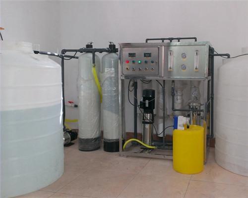 小型纯净水设备
