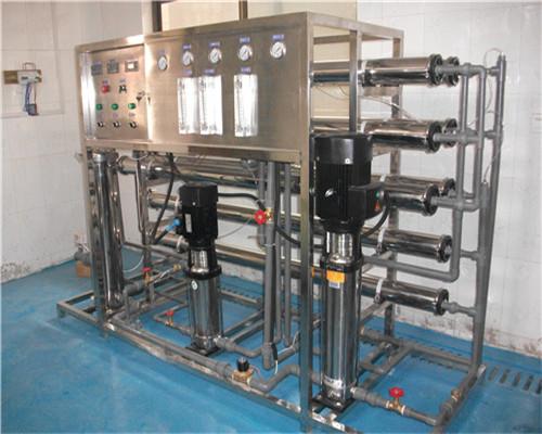 [华体会娱乐]讲解一下水处理设备更换滤料的注意事项