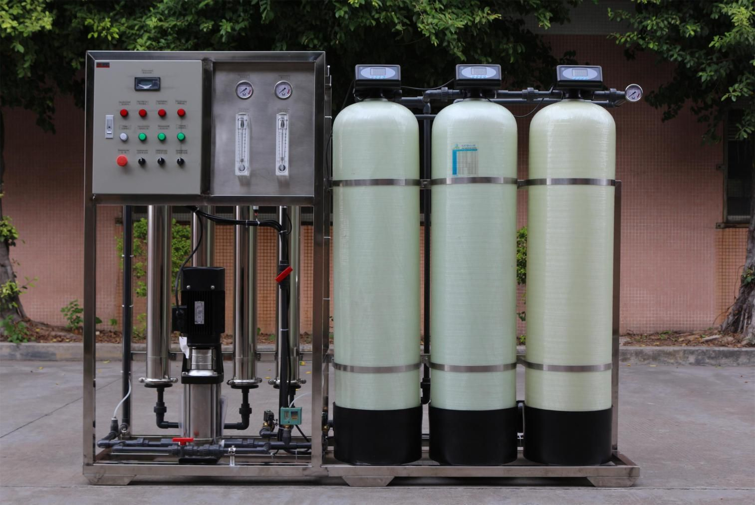 纯净水设备