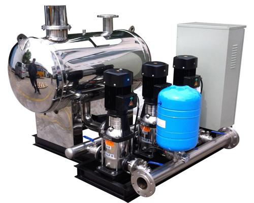【水处理设备】工作原理