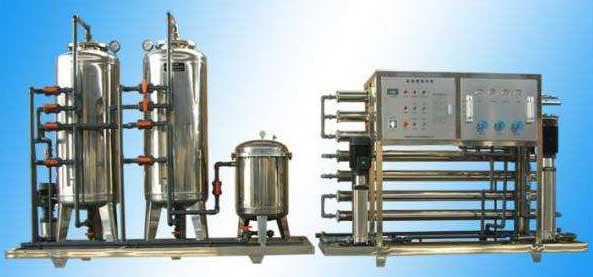 北海水处理设备