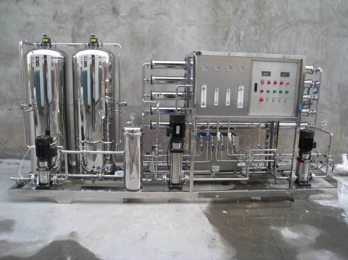 告訴你工業全自動純水處理設備運行數據異常的原因是怎樣的呢