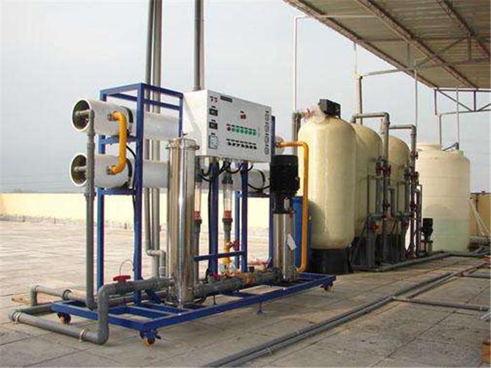 分享一下全自动反渗透超纯水处理设备的规范操作步骤说明