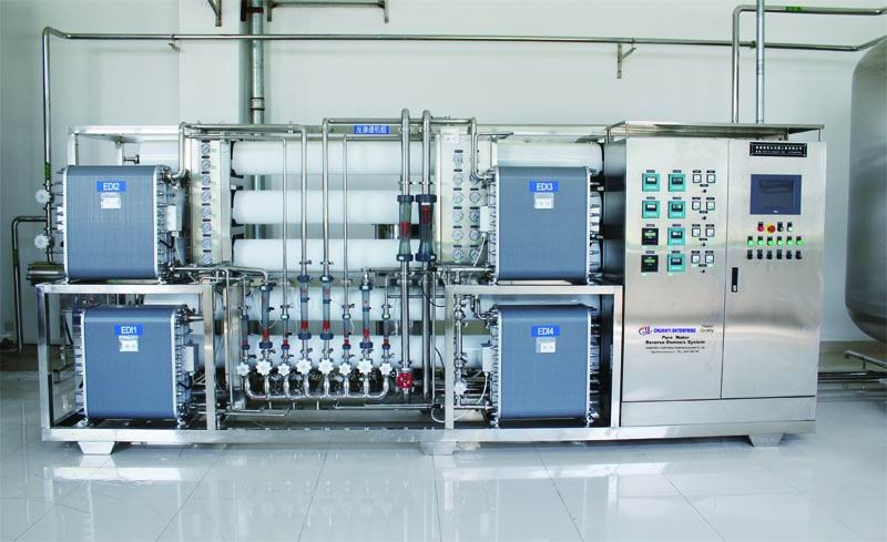 软化水设备选购方法