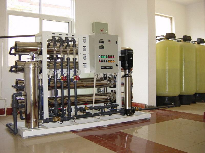 長春/吉林造成軟化水設備運行周期不長的原因介紹?