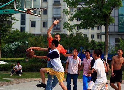 西安篮球训练营