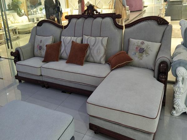 买布艺沙发应注意事项和保养