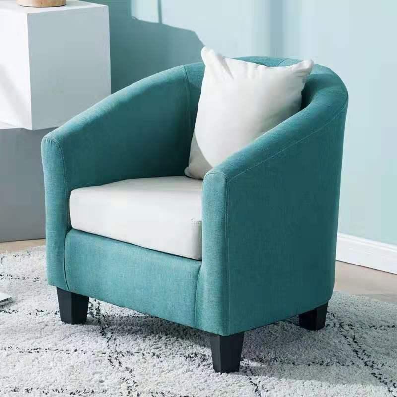 茶楼单人沙发