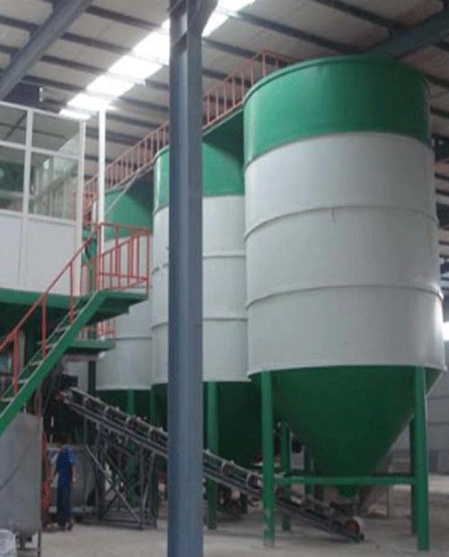 在日常使用中应该怎样正确进行保养干粉砂浆生产线呢?