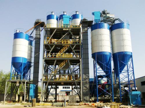 干粉砂浆生产线存在的必然性