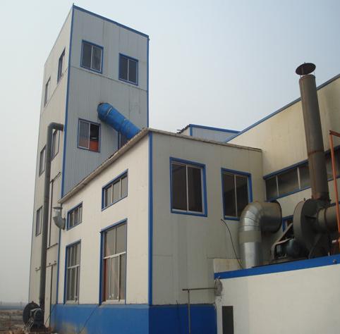 熔化炉及热量回收系统