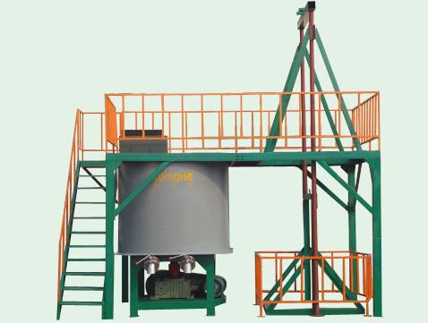 干粉砂浆设备工作时砂浆存在的缺陷