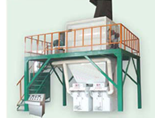 JB-120型双轴干粉砂浆生产线