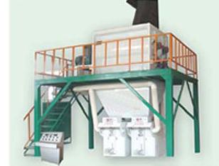 JB-120型双轴干粉砂浆生产线.