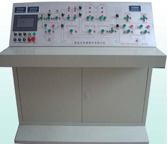 全自动砂浆设备控制系统