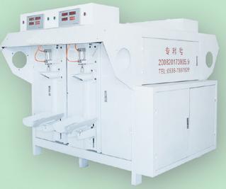 JBDF-IV双阀口袋自动称重包装机