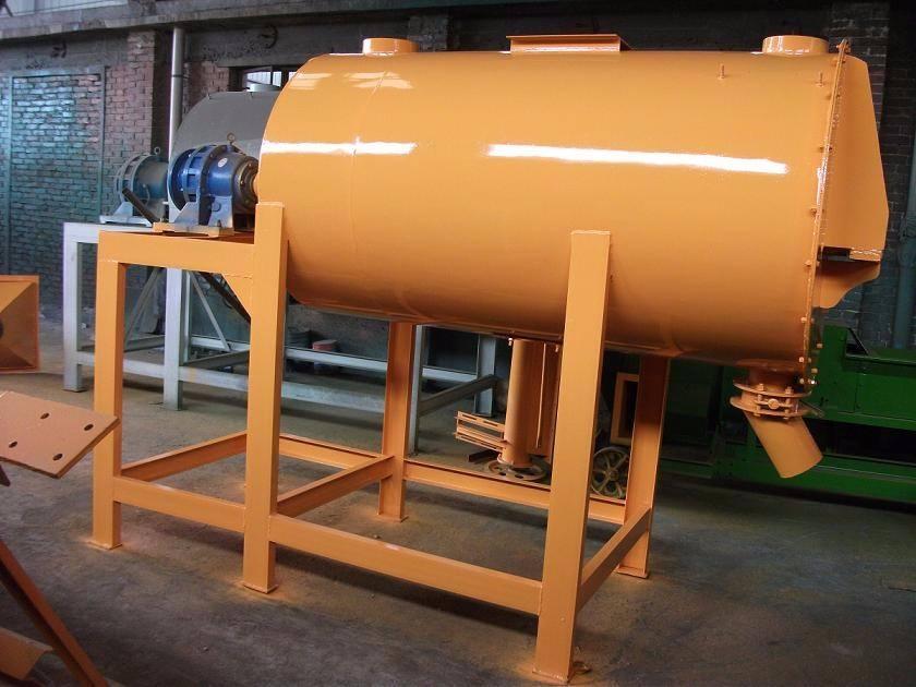 你知道干粉砂浆设备的进出料方式有什么不同吗?