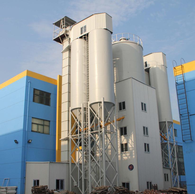 干粉砂浆生产线有哪些操作注意事项你知道吗