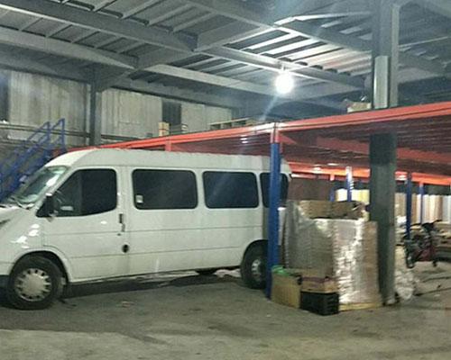 福州阁楼货架系统