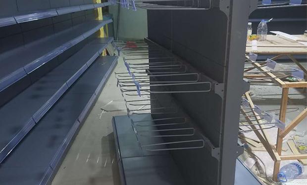 百货超市货架