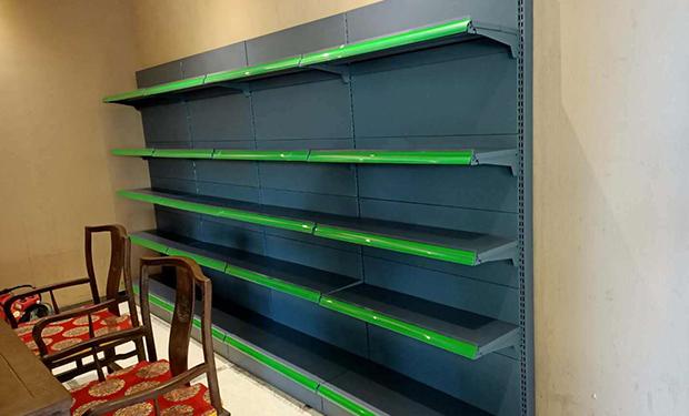 仓储式超市货架
