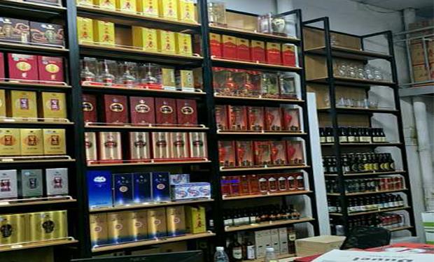 福州便民超市货架