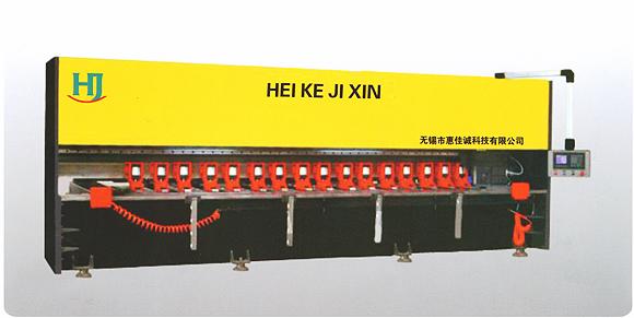 BKC10数控开槽机【惠佳诚】专业从事铝合金门窗幕墙加工设备,高品质技术先进