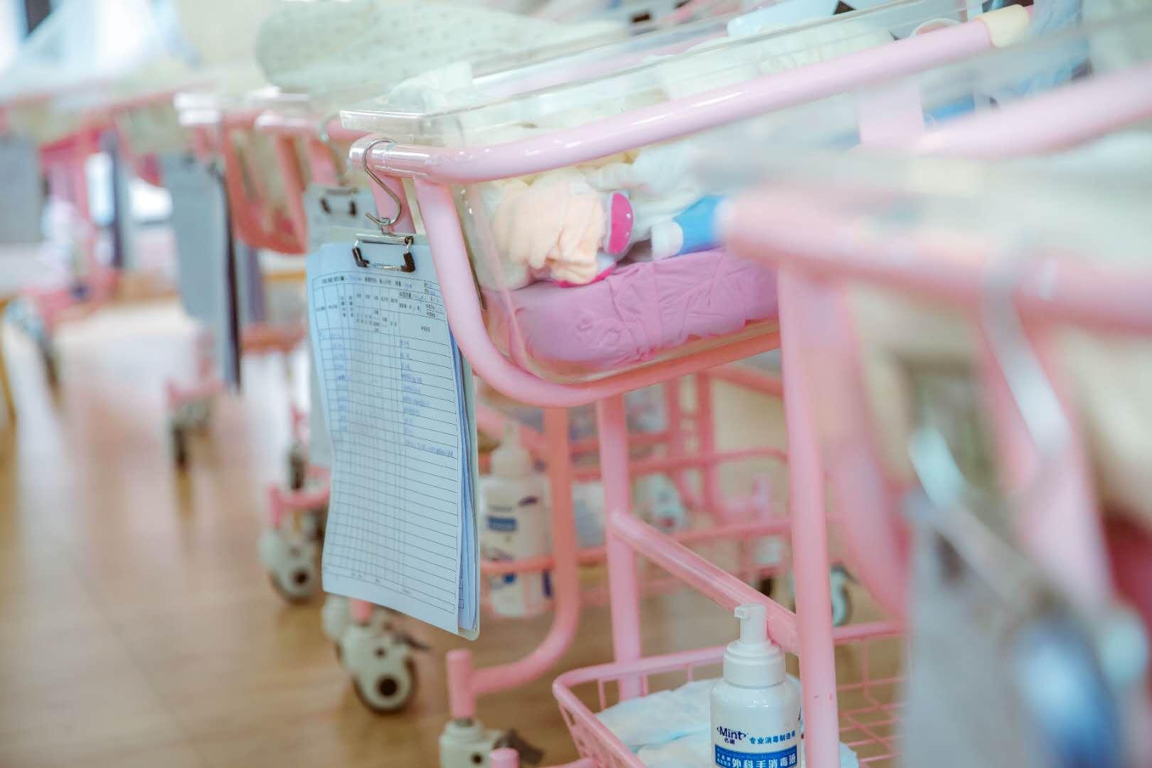 新生宝宝贴心照顾
