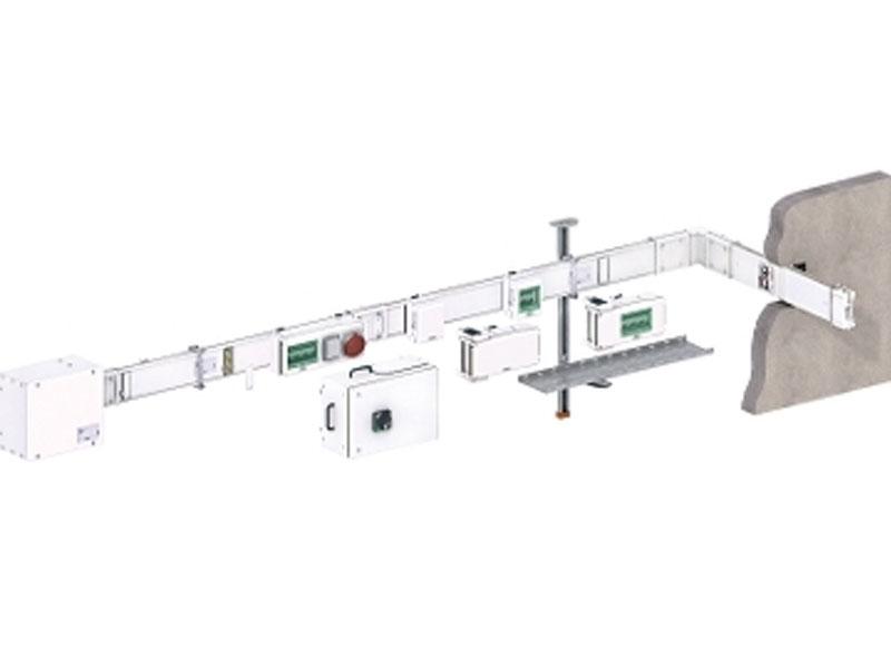 KS中电流母线槽