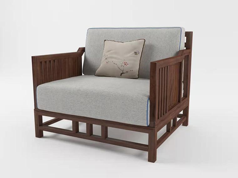 沙发-新中式
