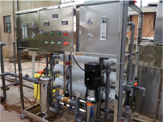 为什么说净水处理设备是城镇和农村生活用水的志向设备