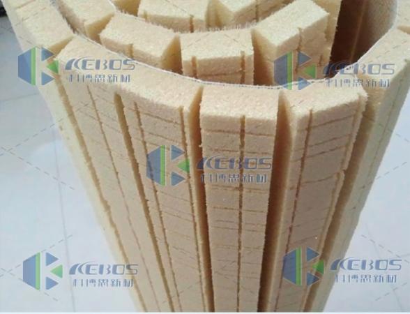 PVC结构泡沫叶片芯材2