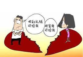 婚约财产纠纷如何处理?
