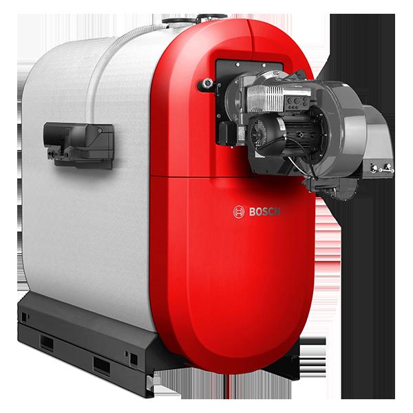 Uni Condens 6000F 超低氮不锈钢冷凝式热水锅炉