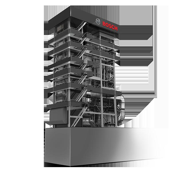 什么是承压热水锅炉?