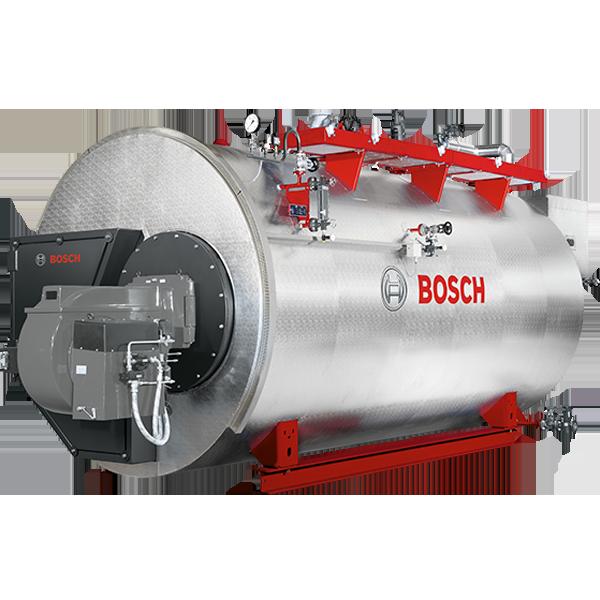 UL-S 超低氮偏心炉胆饱和蒸汽锅炉