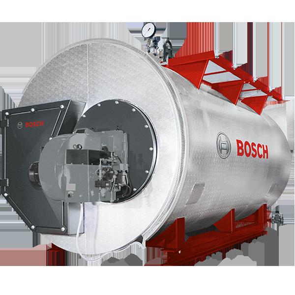 UT-H 超低氮偏心炉胆高压热水锅炉
