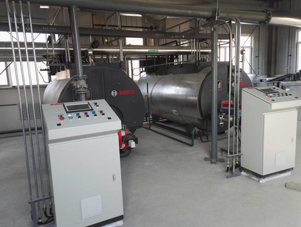 热水锅炉工作原理及低碳改造