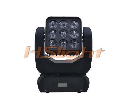 HM-6026 3x3搖頭矩陣燈