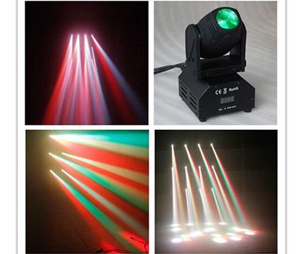 YF-908-LED10W光束燈
