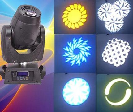 YF-697 LED100W圖案燈