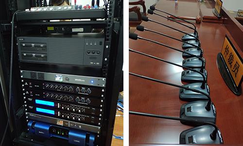 滇池度假區仲裁庭  音響視頻體系