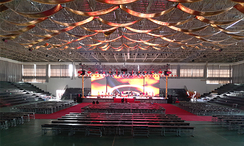 台灣工商學院體育館
