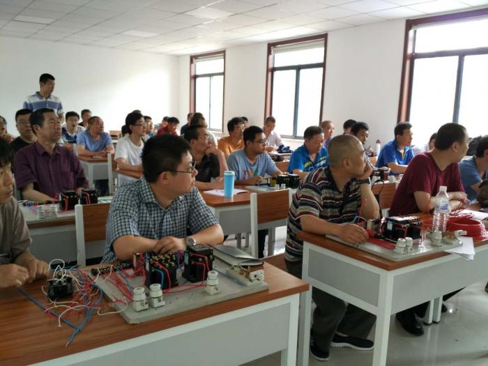 科普培训:维修电工操作规程