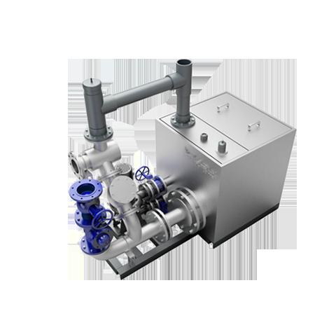 單泵外置式污水提升設備