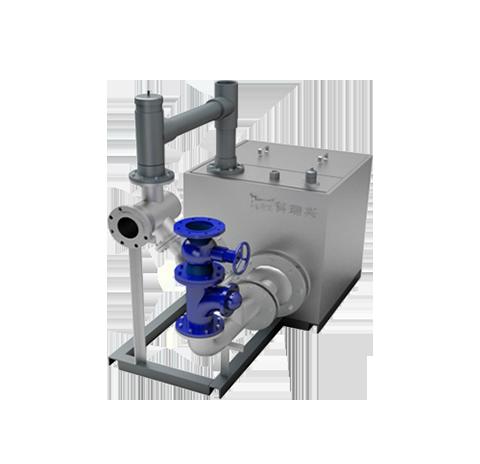 單泵內置式污水提升設備