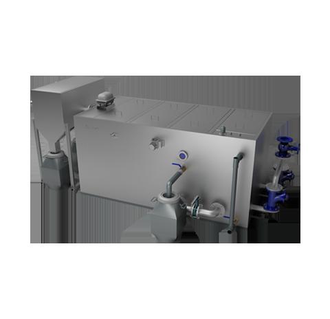 強排內置?多功能油水分離設備